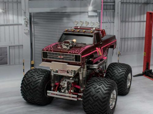 Clodbuster Bowtie Bumper
